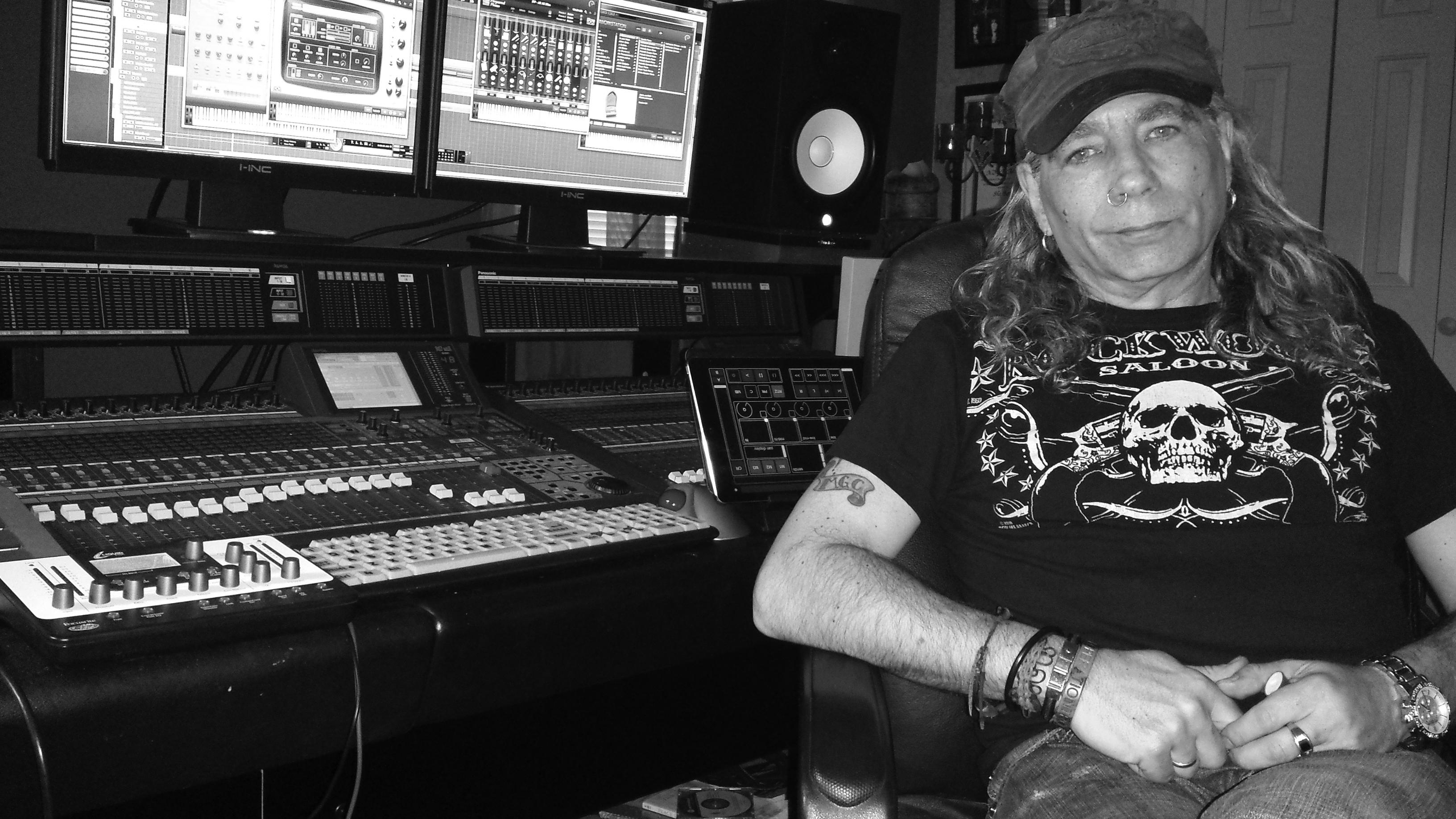 Gary Corbett Award Winning Music Producer