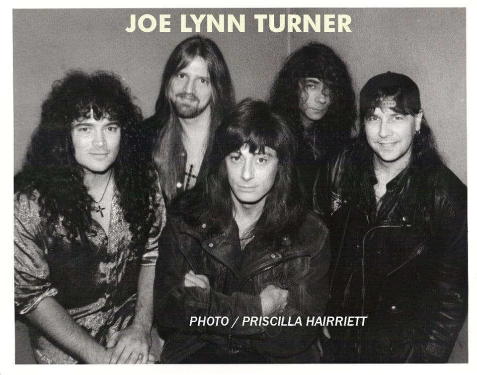 Joe Lynn Turner Band - Gary Corbett Keyboardist