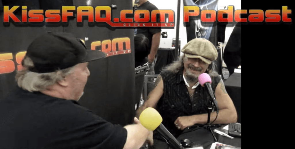 KissFAQ Podcast Ep 261 Rock 'N Pod 2019 Gary Corbett
