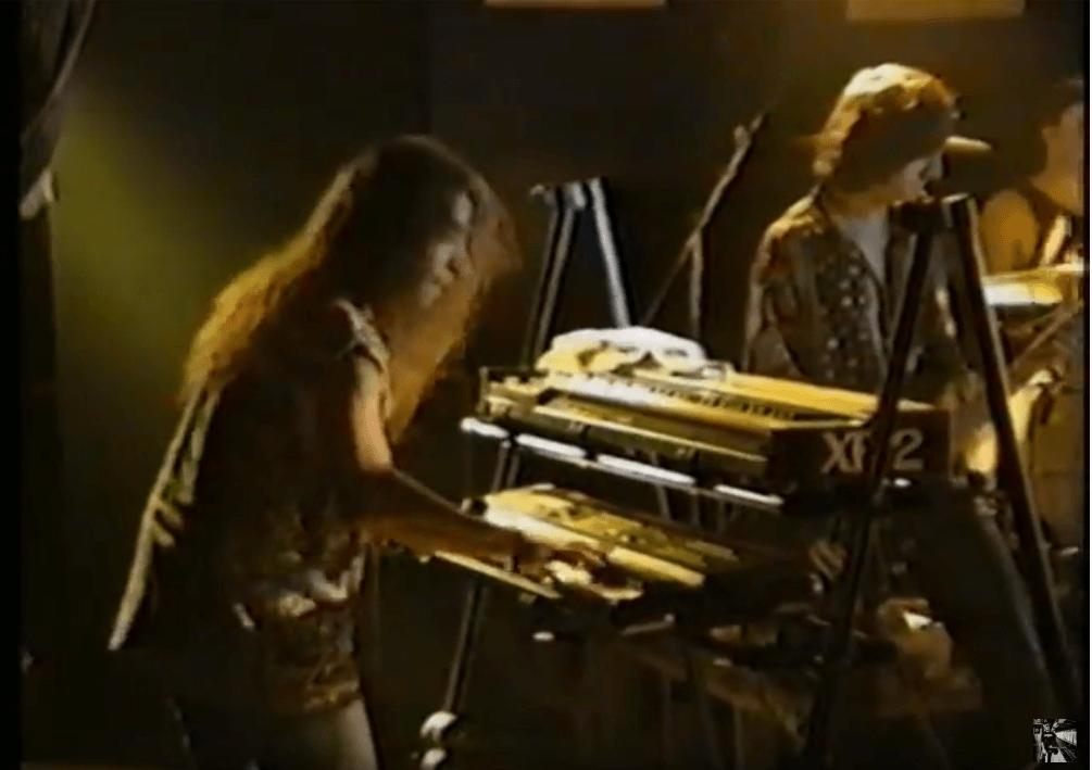 Gary Corbett Keyboards Joe Lynn Turner US Tour 1995