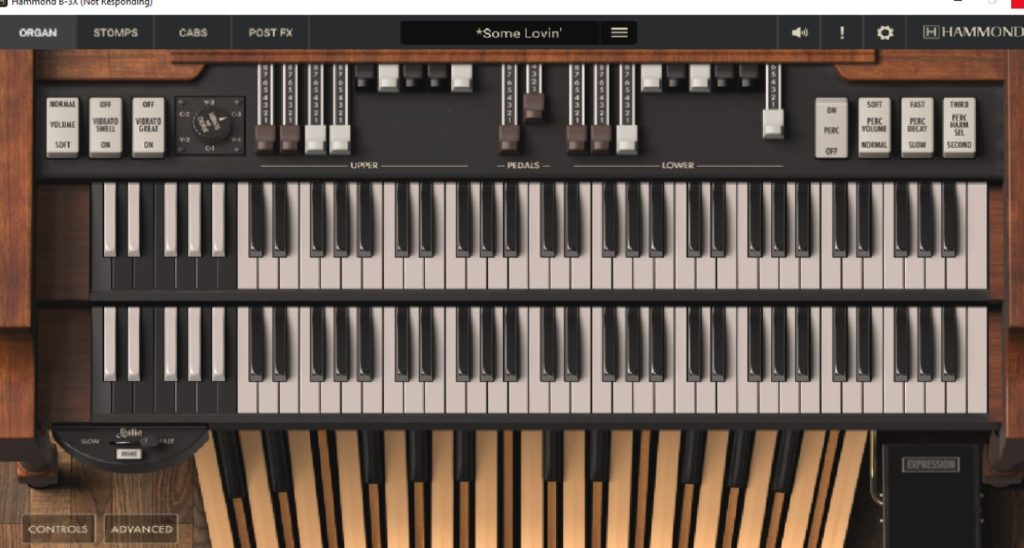 New B-3X Virtual Hammond Organ Review