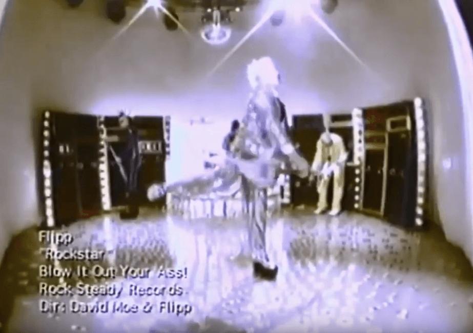 """Flipp """"Rockstar"""" Blow It Out Your Ass - Gary Corbett Producer"""